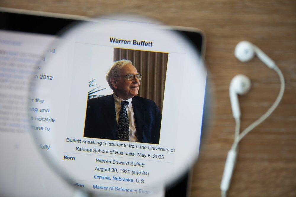 warren buffett hayatı